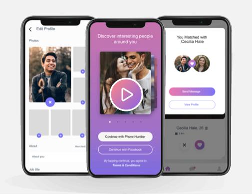 LoveLock | Native Dating App